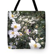 Popping Up Tote Bag