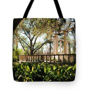 Popp's Fountain Tote Bag