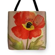 Poppy Art 17-01 Tote Bag