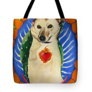 Poppy De Guadelupe Tote Bag