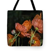 Poppy Drama Tote Bag