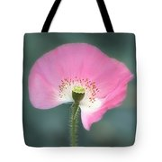 Poppy Fan Tote Bag