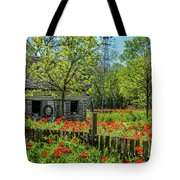 Poppy Farm Tote Bag