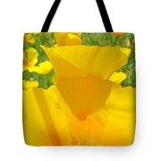 Poppy Flowers Art Prints Orange Poppies Baslee Troutman Tote Bag