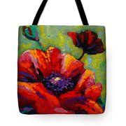 Poppy I Tote Bag