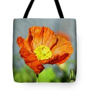 Poppy - Id 16235-142758-2720 Tote Bag