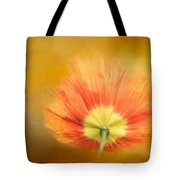 Poppy On Fire Tote Bag