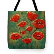 Poppy Surprise Tote Bag