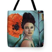 Poppy Updated Photo Tote Bag