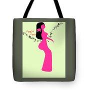 Poppychic Tote Bag