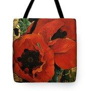 Poppygold Tote Bag