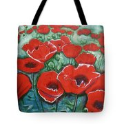 Poppylarity Contest II Tote Bag