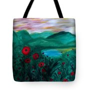 Poppys Tote Bag