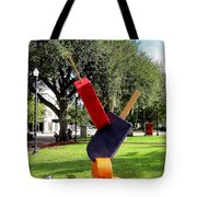 Popsicles In The Park 000 Tote Bag