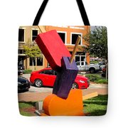 Popsicles In The Park Tote Bag