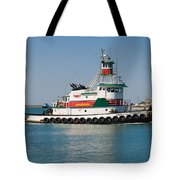 Popular Sight At Port Canaveral On Florida Tote Bag