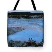 Porcelain Dusk Tote Bag