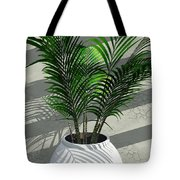 Porch Plant Tote Bag