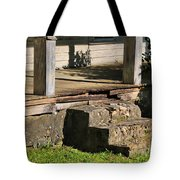 Porch Stoop Tote Bag