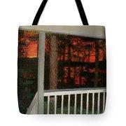 Porchlight Tote Bag