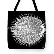 Porcupine Puffer Tote Bag