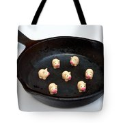 Pork For Dinner Tote Bag