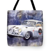Porsche 356 Coupe Tote Bag