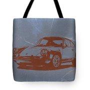 Porsche 911 Tote Bag
