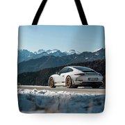 Porsche 911r Tote Bag