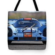 Porsche 917 Shorttail Tote Bag