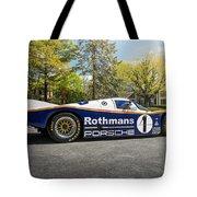 Porsche 962c Tote Bag
