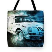 Porsche Carrera Rsr, 1973 - 23 Tote Bag