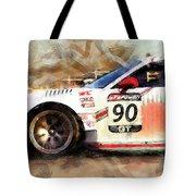 Porsche Gt3 Martini Racing - 01 Tote Bag