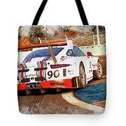 Porsche Gt3 Martini Racing - 02 Tote Bag
