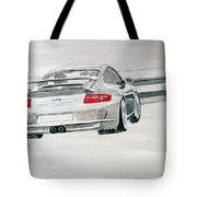 Porsche Gt3 Tote Bag