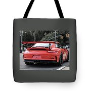 Porsche Gt3 Rs  Tote Bag