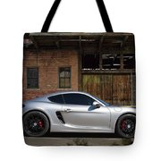 Porsche Need For Speed Tote Bag