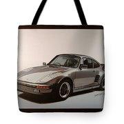 Porsche Tote Bag