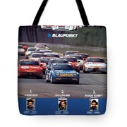 Porsche Turbo Cup 1988 Tote Bag