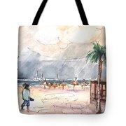 Port Alcudia Beach 01 Tote Bag