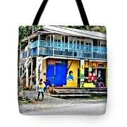 Port Antonio Tote Bag