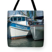 Port Canaveral In Florida Tote Bag