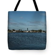 Port Charlotte Beeney Water Way From Beeney Tote Bag