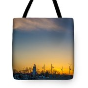 Port Credit 4 Tote Bag
