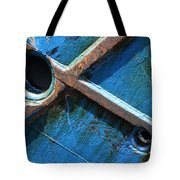 Port Cross Tote Bag