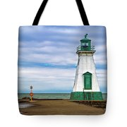 Port Dalhousie Lighthouse 1 Tote Bag