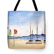 Port De Pollenca 02 Tote Bag