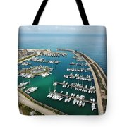 Port Di Pisa Tote Bag