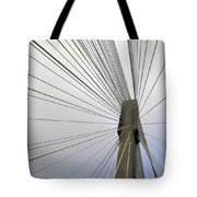 Port Mann Bridge Tote Bag