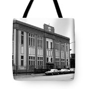 Port Of Seattle Tote Bag